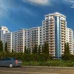 Комплекс жилых домов по ул.Корчагина, г.Севастополь.