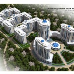 Квартал жилых домовп по ул.Рыбацкий причал в г.Севастополь.